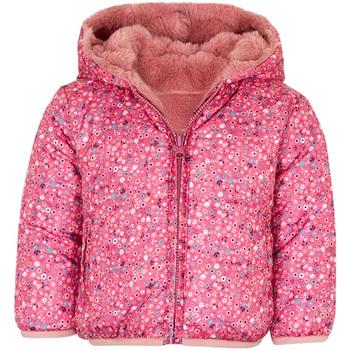 vaatteet Tytöt Takit Losan 028-2004AL Vaaleanpunainen