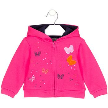 vaatteet Tytöt Svetari Losan 028-6017AL Vaaleanpunainen