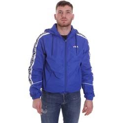 vaatteet Miehet Pusakka Fila 687701 Sininen