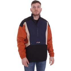 vaatteet Miehet Takit Fila 687928 Sininen