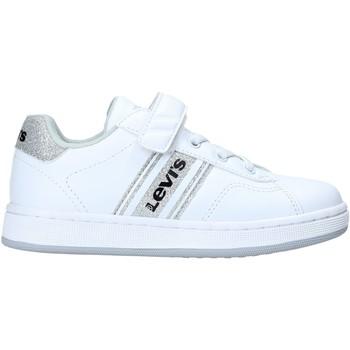 kengät Lapset Tennarit Levi's VADS0040S Valkoinen