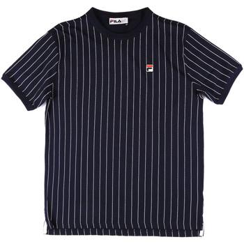 vaatteet Miehet T-paidat & Poolot Fila 684366 Sininen