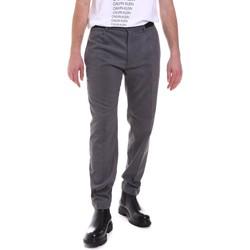 vaatteet Miehet Housut Calvin Klein Jeans K10K105705 Harmaa