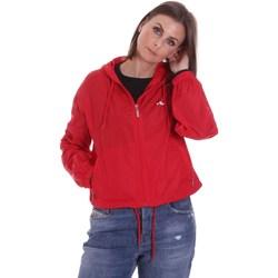 vaatteet Naiset Takit Fila 687601 Punainen