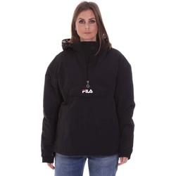 vaatteet Naiset Takit Fila 687979 Musta