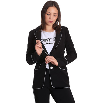 vaatteet Naiset Takit / Bleiserit Denny Rose 811DD30004 Musta