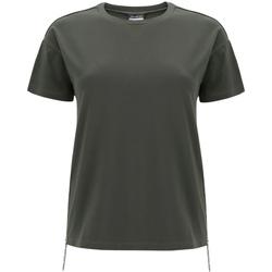 vaatteet Naiset Lyhythihainen t-paita Freddy F0WSDT5 Vihreä
