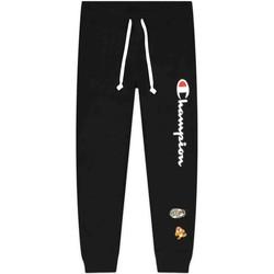vaatteet Naiset Housut Champion 216870 Musta