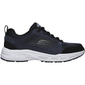 kengät Miehet Matalavartiset tennarit Skechers 51893 Sininen