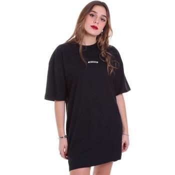 vaatteet Naiset Lyhythihainen t-paita Dickies DK0A4XCVBLK1 Musta