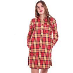 vaatteet Naiset Paitapusero / Kauluspaita Dickies DK0A4X6GFR01 Punainen