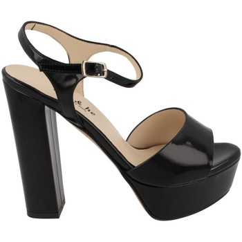 kengät Naiset Sandaalit ja avokkaat L'amour  Negro