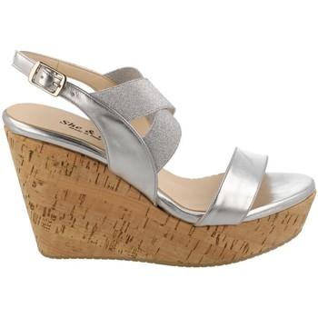 kengät Naiset Sandaalit ja avokkaat L'amour  Gris