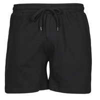 vaatteet Miehet Shortsit / Bermuda-shortsit Yurban OUSTY Musta