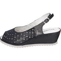 kengät Naiset Sandaalit ja avokkaat Kelidon Sandali Camoscio Nero