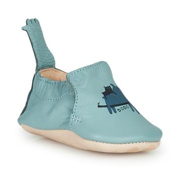 kengät Lapset Tossut Easy Peasy BLUMOO Sininen