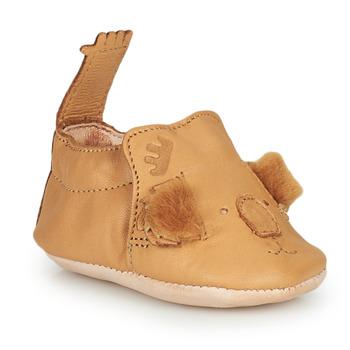 kengät Lapset Tossut Easy Peasy BLUMOO KOALA Ruskea