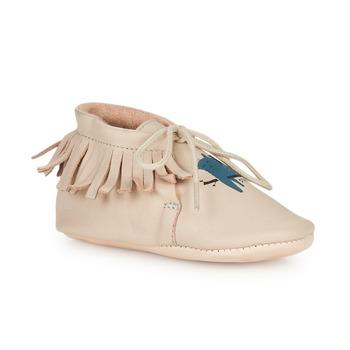 kengät Lapset Tossut Easy Peasy MEXIMOO Beige