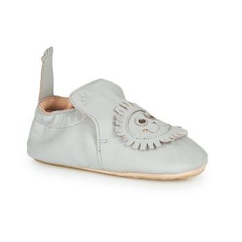 kengät Lapset Tossut Easy Peasy BLUBLU LION Harmaa