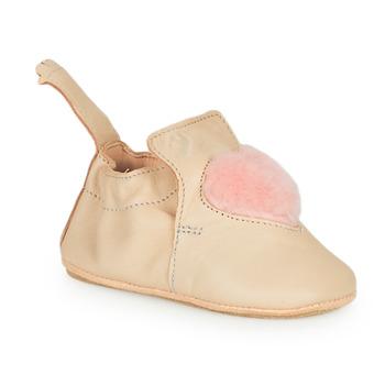 kengät Lapset Tossut Easy Peasy BLUBLU COEUR Beige