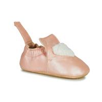 kengät Tytöt Tossut Easy Peasy BLUBLU COEUR Vaaleanpunainen