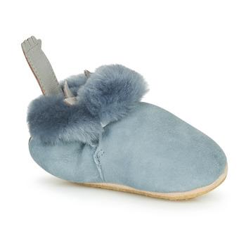 kengät Lapset Tossut Easy Peasy MINIBLU TAUREAU Mou / Musta mokka / Mou / Patin