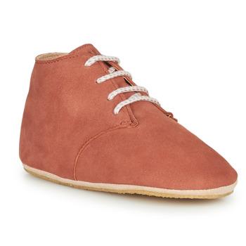 kengät Tytöt Tossut Easy Peasy BLABLU Vaaleanpunainen