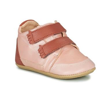 kengät Tytöt Tossut Easy Peasy IRUN B Vaaleanpunainen