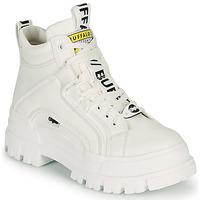 kengät Naiset Bootsit Buffalo ASPHA NC MID Valkoinen
