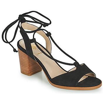 kengät Naiset Sandaalit ja avokkaat San Marina ANANDO/VEL Musta