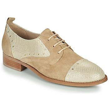 kengät Naiset Derby-kengät San Marina MAXYE/VEL Hiekka