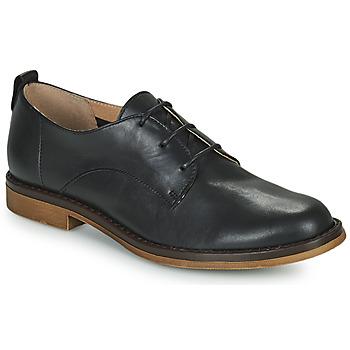 kengät Naiset Derby-kengät San Marina MASSILIA Musta