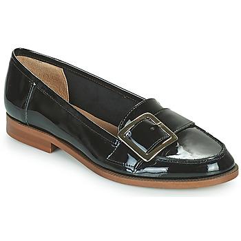 kengät Naiset Mokkasiinit San Marina MANESSA/VS Musta