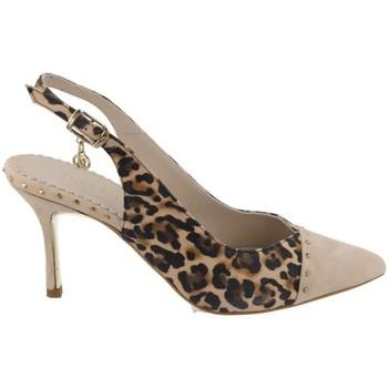 kengät Naiset Korkokengät Durá - Durá  Beige