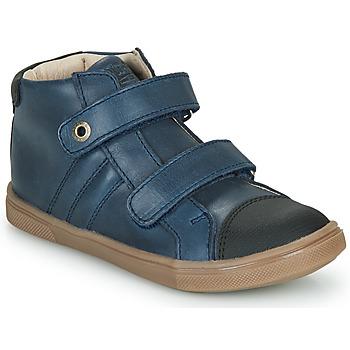 kengät Pojat Korkeavartiset tennarit GBB KERWAN Sininen