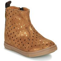 kengät Tytöt Bootsit GBB ERNA Ruskea