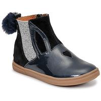 kengät Tytöt Bootsit GBB GEMMA Sininen