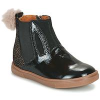 kengät Tytöt Bootsit GBB GEMMA Musta