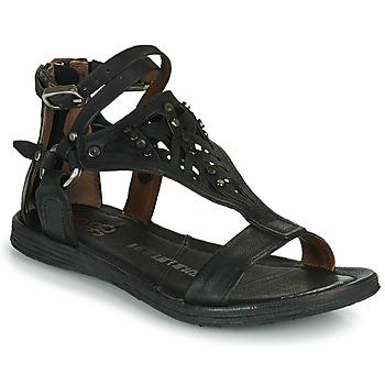 kengät Naiset Sandaalit ja avokkaat Airstep / A.S.98 RAMOS Musta