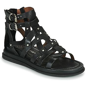 kengät Naiset Sandaalit ja avokkaat Airstep / A.S.98 POLA FLASH Musta