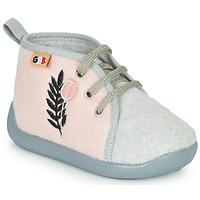 kengät Lapset Tossut GBB APOLOCHON Vaaleanpunainen