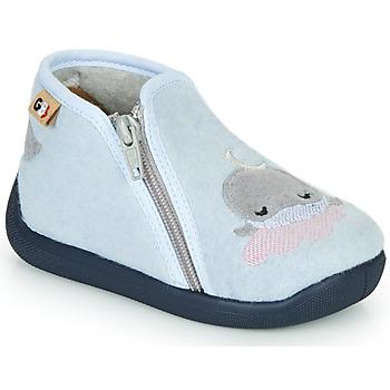 kengät Tytöt Tossut GBB APOPOTAM Sininen