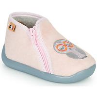 kengät Tytöt Tossut GBB APOPOTAM Vaaleanpunainen