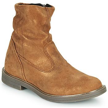 kengät Tytöt Bootsit GBB MICKY Ruskea