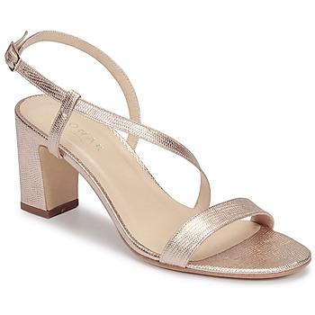 kengät Naiset Sandaalit ja avokkaat Jonak VANESA Kulta