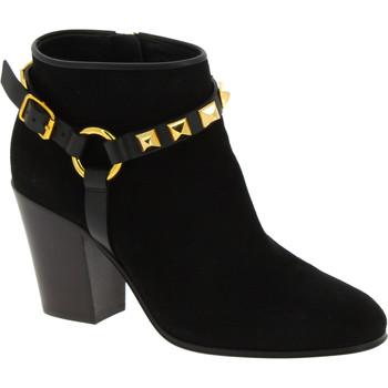 kengät Naiset Bootsit Giuseppe Zanotti I67063 nero