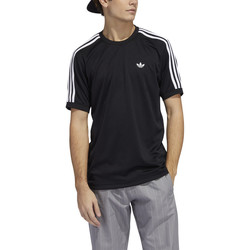 vaatteet Lyhythihainen t-paita adidas Originals Aeroready club jersey Musta