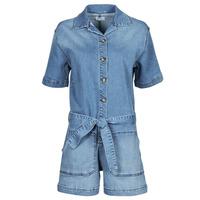 vaatteet Naiset Jumpsuits / Haalarit Betty London ONIOU Sininen