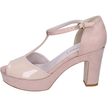 kengät Naiset Sandaalit ja avokkaat Olga Rubini BJ397 Beige