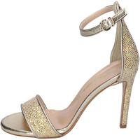 kengät Naiset Sandaalit ja avokkaat Olga Rubini Sandali Glitter Pelle sintetica Altri